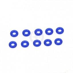 EB4 S2/2.5 & RALLY Dämpfer-O-Dichtungen d2,8xD6,6mm, BLAU