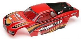 RC8T RTR Karosse rot