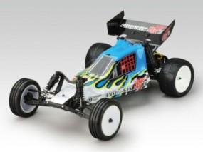 PHOENIX BX II 2WD Elo Buggy 1:10 RTR 2.4G iFHSS+ NEO-BLAU