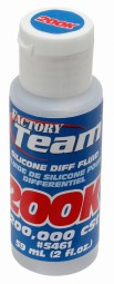 Silicone Diff Fluid, 200,000cSt