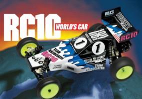 TEAM ASSOCIATED RC10 ''WORLD's CAR'' Elektro-2WD Buggy Kit