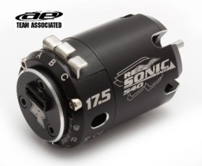 Brushless-Motor 17.5T SONIC 540 ''Mach 2'' Sensor ''R''Serie